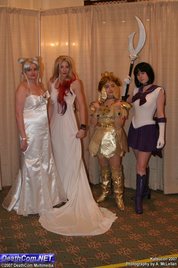Jamie As Sailor Galaxia